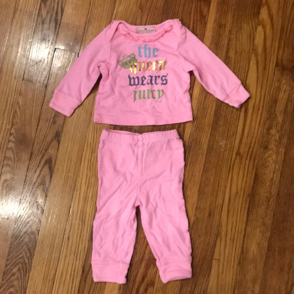 Juicy Couture Other - Juicy couture pajamas